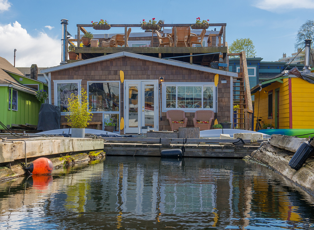 High Quality Our SOLD Seattle Houseboats