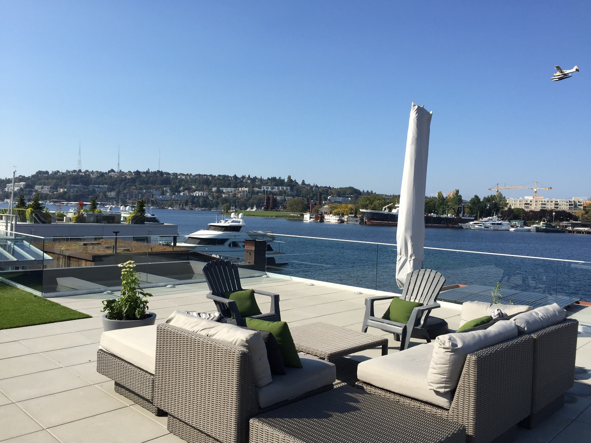 Seattle Houseboat Living: Where To Live?
